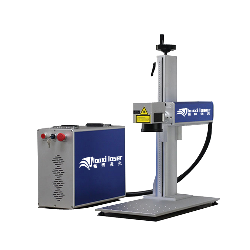 Table top Laser Marking Machine with Fiber Laser Source